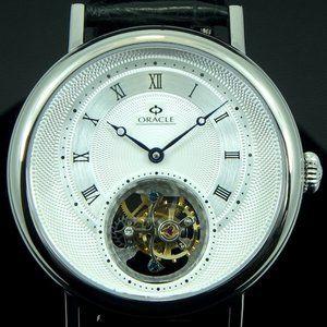 Oracle Tourbillon Luxury Men's Watch - Cavalier
